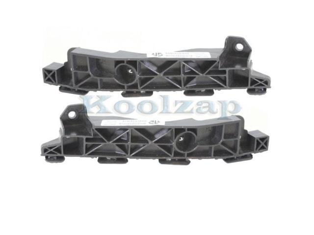 Front Bumper Side Support Filler Retainer For 10-15 Tucson Left /& Right SET PAIR