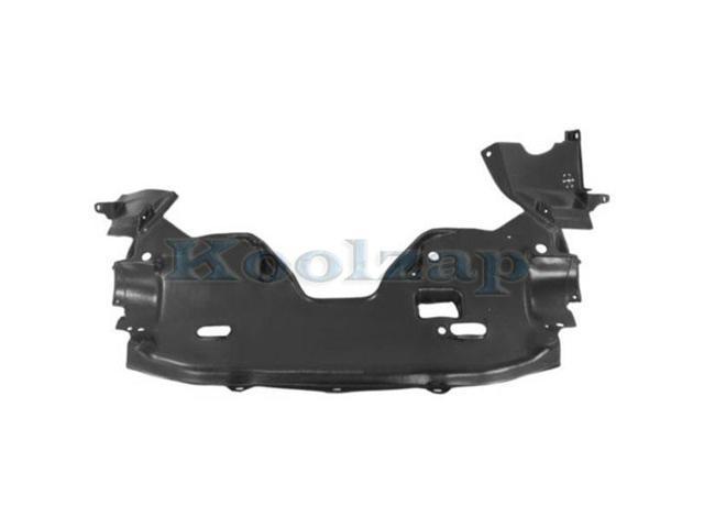 Koolzap For 00-05 DeVille FWD Front Engine Splash Shield Under Cover//Air Deflector 25721646