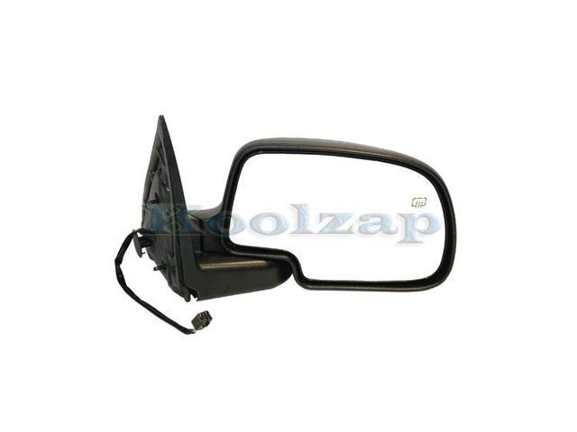 99 Chevy Astro Safari Van Power Rear View Mirror Folding Right Passenger Side RH