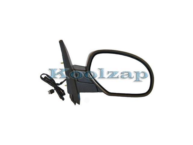 Cable Mazda 3 Mk.1 04-09 Left Hand N//S Black Wing Mirror