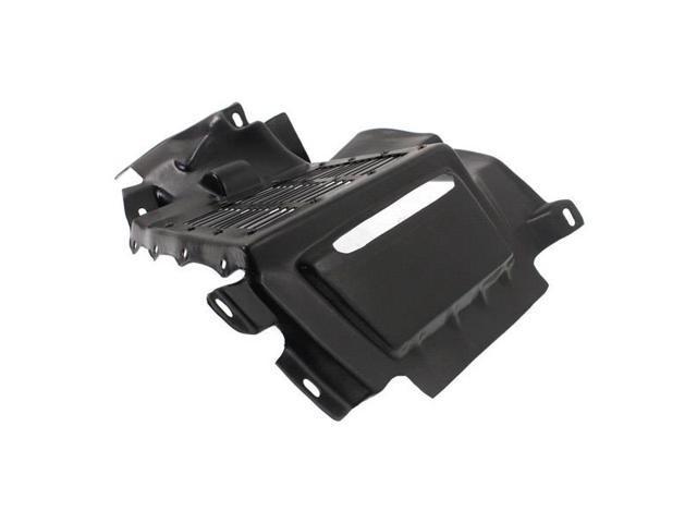 08-15 CTS Front Splash Shield Inner Fender Liner Panel LH Driver Side GM1248199