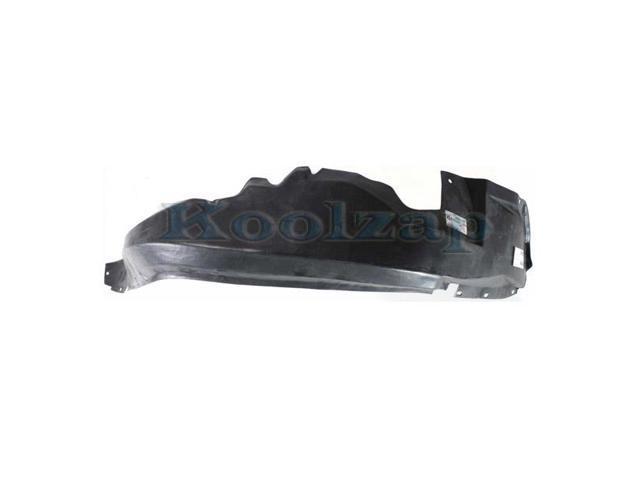 Passenger Side Fender Splash Shield Front For Impala Limited 14 Plastic