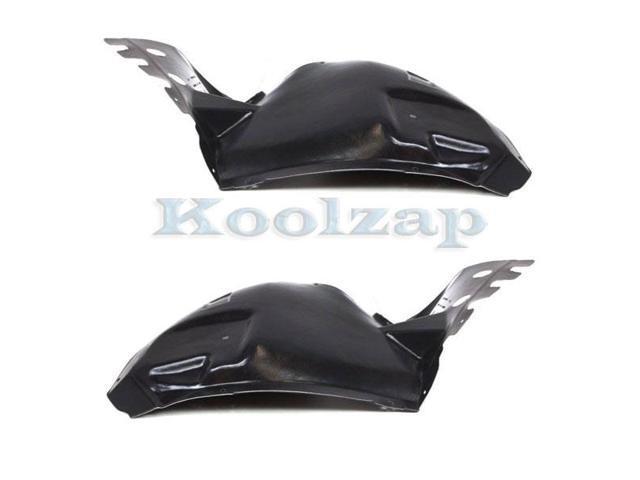 07-13 MDX Front Splash Shield Inner Fender Liner Panel Left Right Side SET PAIR