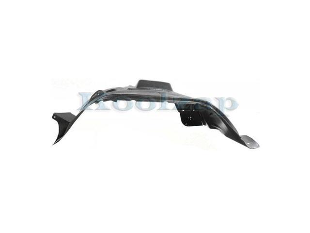 Plastic Driver Side Fender Splash Shield Front For Pacifica 04-08