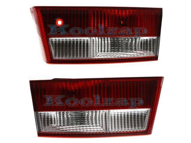 03-04 Accord Sedan Taillight Taillamp Brake Light Lamp Left Right Side Set PAIR