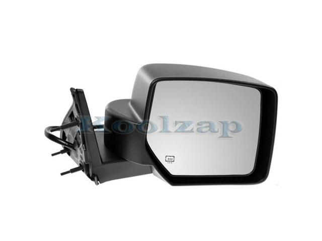 For 07-11 Yaris Sedan Power Non-Heated Folding Rear View Mirror Right Passenger