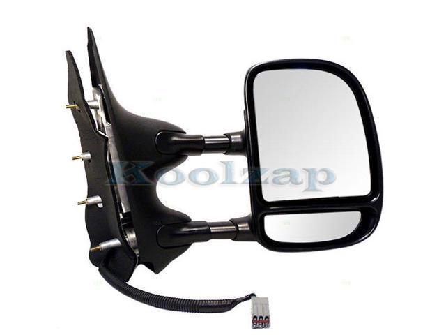 Power Non-Heat w//o-Signal Lamp Fold Mirror Right Passenger Side For 09-14 Maxima