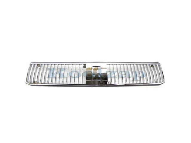 89 92 Olds Cutlass Ciera Front Grill Grille Assembly Chrome GM1200106 10068949
