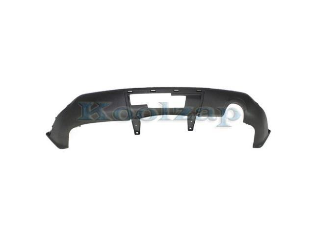 Textured Rear Lower Bumper Cover Fits 10-15 Hyundai Tucson HY1115101