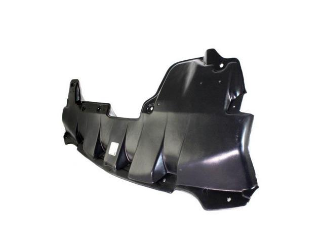 Koolzap For 04-11 S40 /& 08-13 C30 Front Engine Splash Shield Under Cover VO1228104 307938704