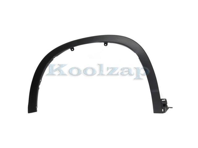 Koolzap For 95-00 Tacoma Truck Front Fender Molding Moulding Trim Left Driver TO1290103