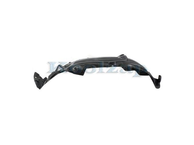 Splash Shield Front Right Side Fender Liner Plastic for QX56 04-07 Plastic Liner