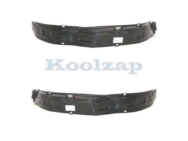06-16 Chevy Impala Front Splash Shield Inner Fender Liner Panel Left Driver Side