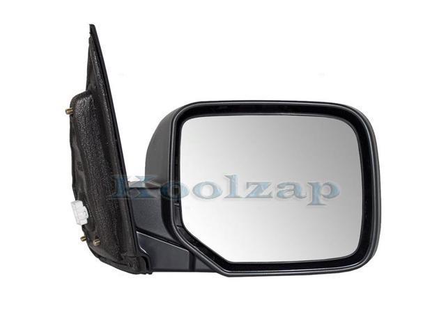 New Door Mirror Glass Replacement Passenger Side For Honda Pilot 09-13