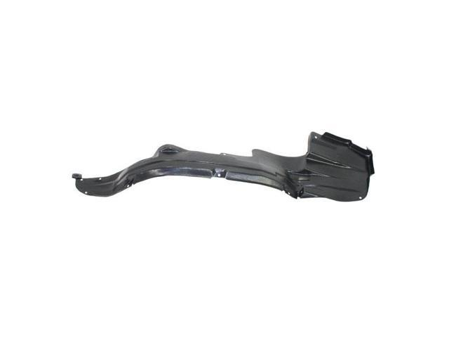01-02 Stratus Coupe Front Splash Shield Inner Fender Liner Right Side CH1249136
