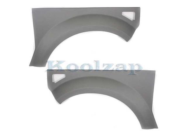 Koolzap For 06-11 Civic Coupe Front Fender Quarter Panel Left Right Side SET PAIR