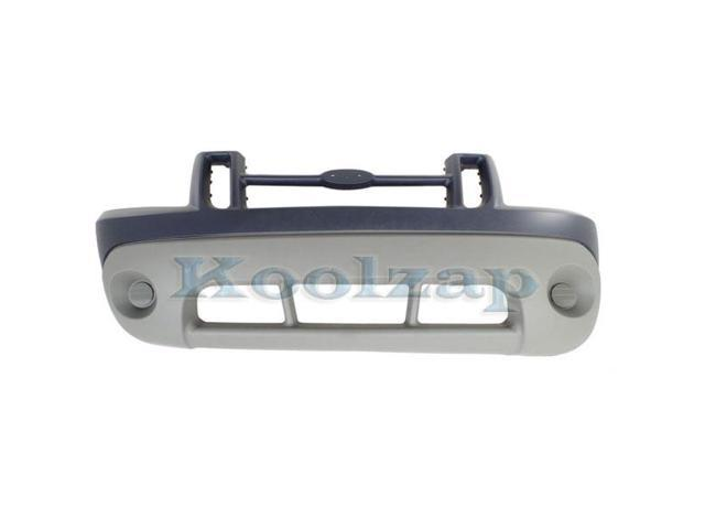 For 01 02 03 RAV4 Front Bumper Cover Assy Textured Gray TO1000248 5211942281-PFM