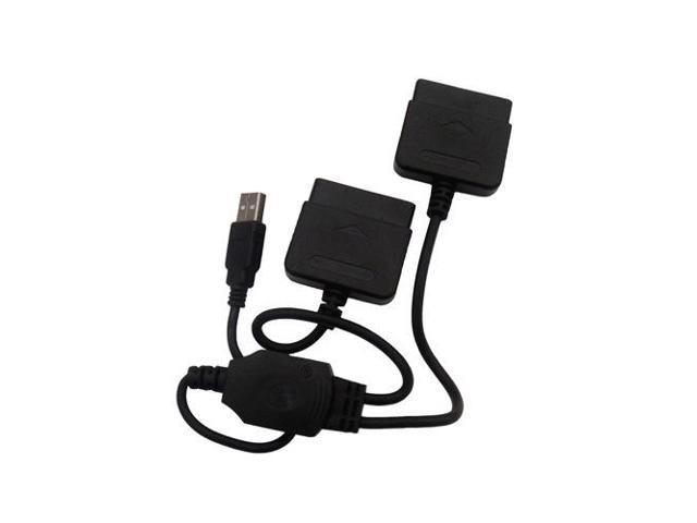 PS1 PS2 to PC USB 2 0 Controller Adapter Converter for Sony PS2 Wired  Controller - Newegg com