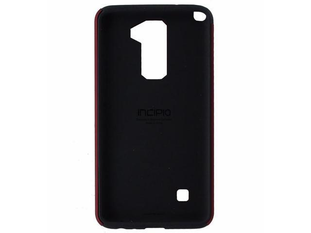 official photos 05a91 e287b Incipio DualPro Shock-absorbing Case for LG Stylo 2 V - Iridescent  Red/Black - Newegg.com
