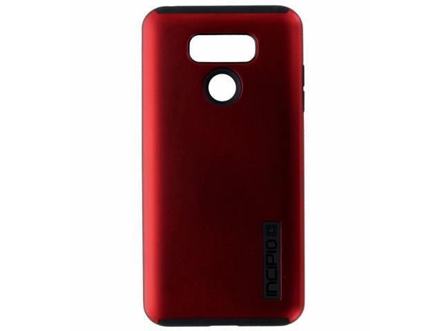 the best attitude db023 145d3 Incipio DualPro Case for LG G6 in Iridescent Red/Black - Newegg.com