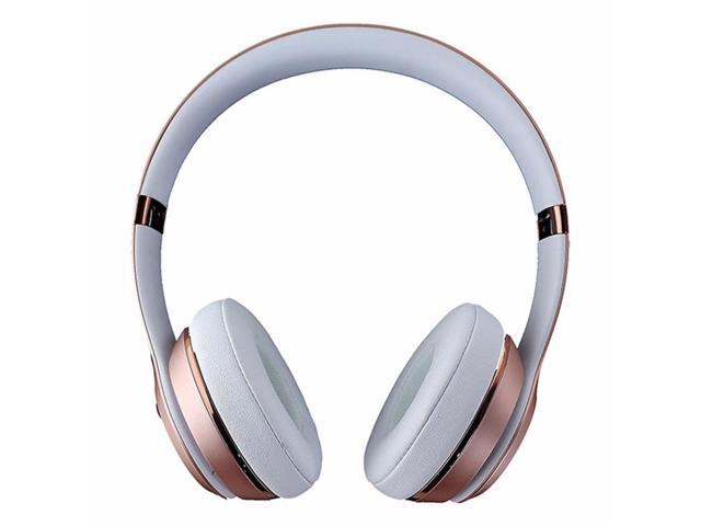 Beats By Dr Dre Beats Solo3 Wireless Headphones Rose Gold Newegg Com
