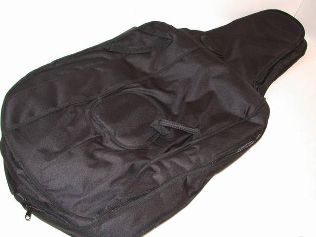70b505761d1f Kaces University Line 1/4 Size Upright Bass Gig Bag, 20mm HD Foam, UKUB-1/4  - Newegg.com