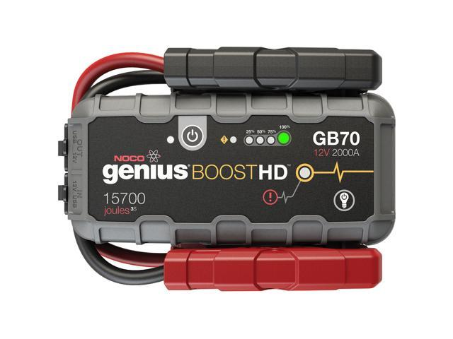 Marvelous Noco Genius Boost Hd Gb70 2000 Amp 12V Ultrasafe Lithium Jump Wiring 101 Akebretraxxcnl