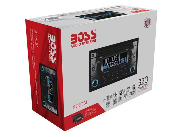 [DIAGRAM_1CA]  NEW BOSS 870DBI CD MP3 RECEIVER W/ SD USB BLUETOOTH IPOD IPHONE READY &  REMOTE - Newegg.com | Car Audio Wiring Diagrams Boss 870dbi |  | Newegg