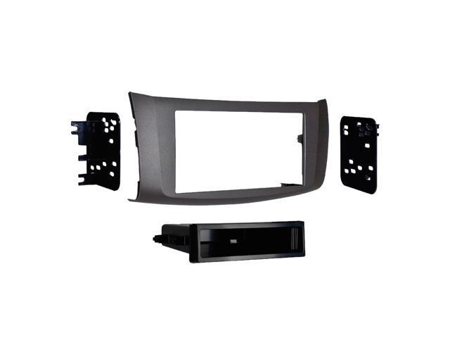 Metra 99-7635 Single//Double DIN Dash Kit for Select 2005-2015 Nissan and Suzuki