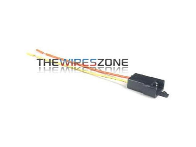 Metra 71-1239 OEM Radio Wiring Harness for Select 1973-1993 GM Vehicles on