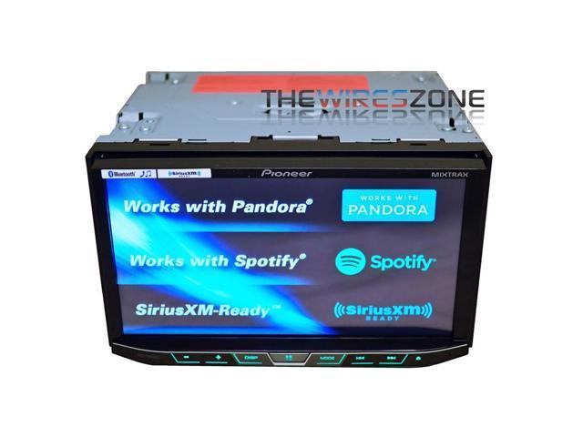Pioneer AVH-X4800BS DVD Receiver - Newegg.com