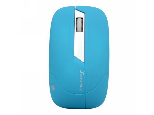 SR 2.4G Wireless Mouse Nano Receiver USB 3 Buttons 1200 Dpi