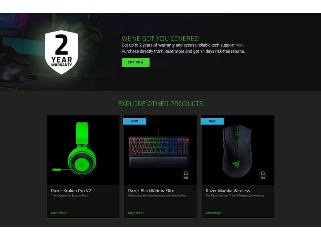 Razer Kraken Tournament Edition Gaming Headset 3 5mm jack Works with PC,  PS4, Xbox One, Switch, Mobile Devices -Black - Newegg com