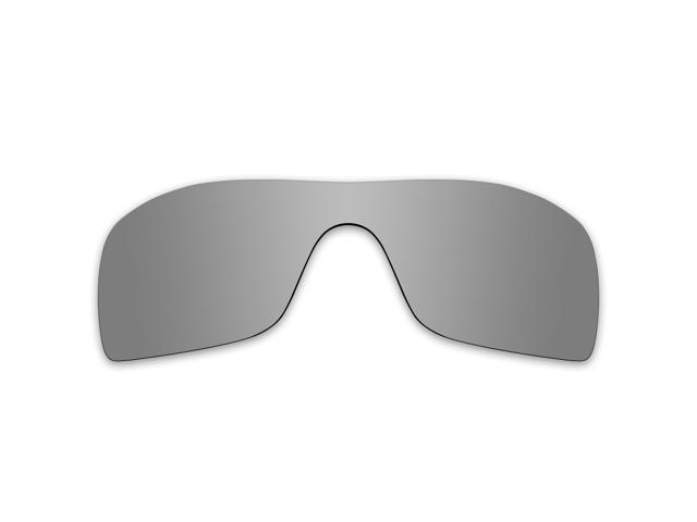 Silver Polarized Replacement Lenses For Batwolf Sunglass OO9101