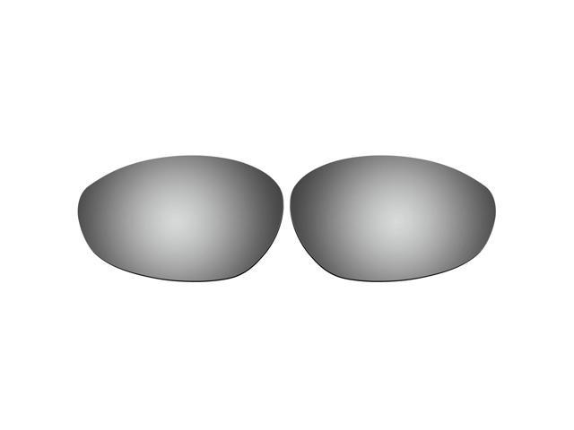 3ed4cf366f40 ACOMPATIBLE Replacement Lenses for Oakley Minute 2.0 Sunglasses (Titanium  Mirror - Polarized)