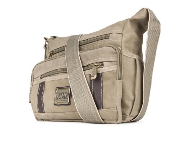 Boneno Principe Canvas Travel Messenger Bag fits Acer Chromebook 13 Laptops  (Unisex Design) - Newegg com