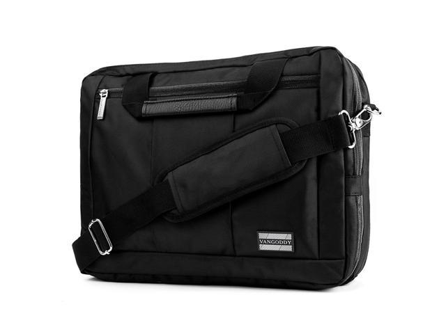 Vangoddy El Prado 3 In 1 Hybrid Backpack Briefcase Messenger Bag Fits 14 15 15 6 Inch Laptops Devices Assorted Colors Newegg Com