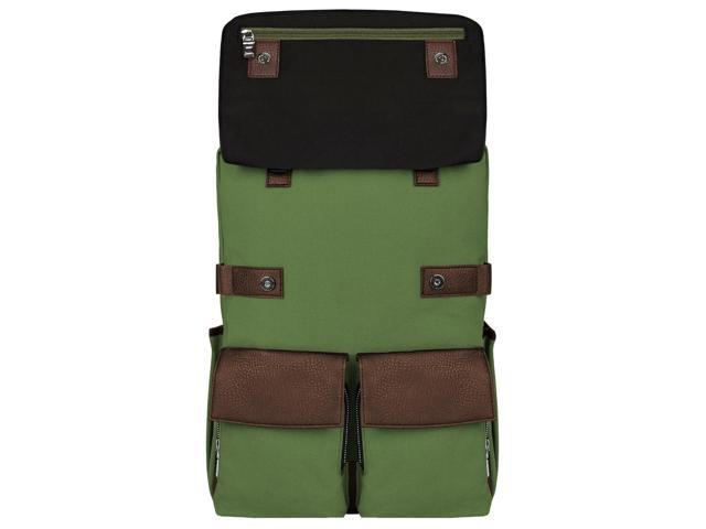 Lencca Novo Crossover Designer Travel Backpack Bag fits Dell Laptops up to  15 6