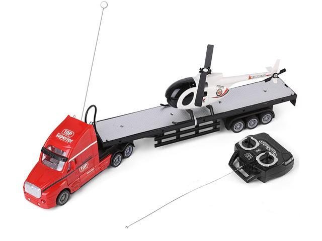 SumacLife Full Function Remote Controlled Red Big Rig