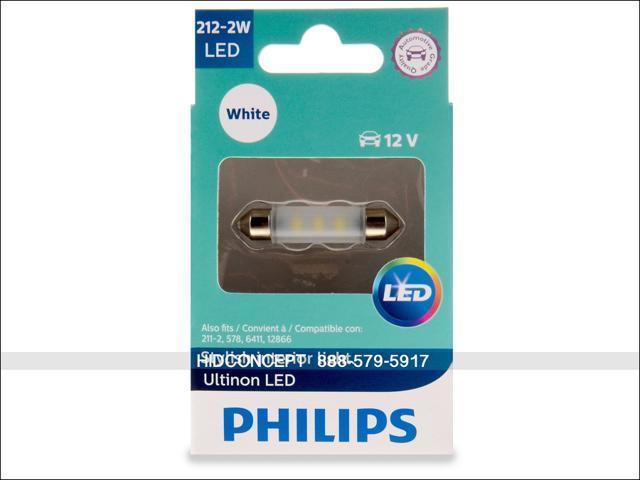 Philips 211-2 Ultinon LED Bulb 1 Pack White