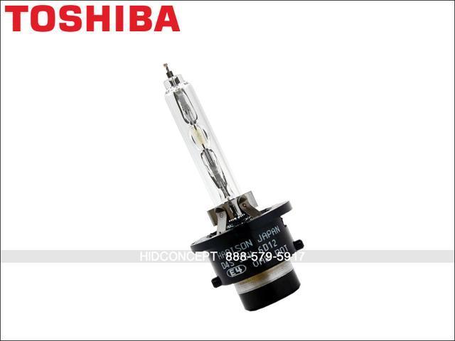 100% Authentic Harison Toshiba D4S Xenon HID Headlight bulb