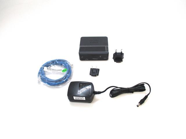 Cisco ATA190 Analog Telephone Adapter - Newegg com