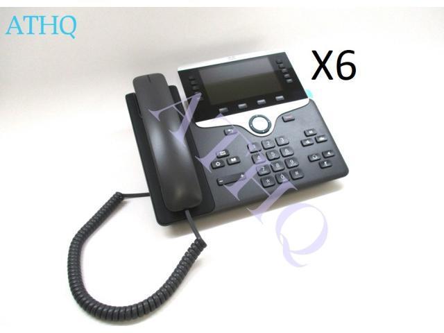 (6) Cisco 8851 IP Phone (CP-8851-K9) - Newegg com