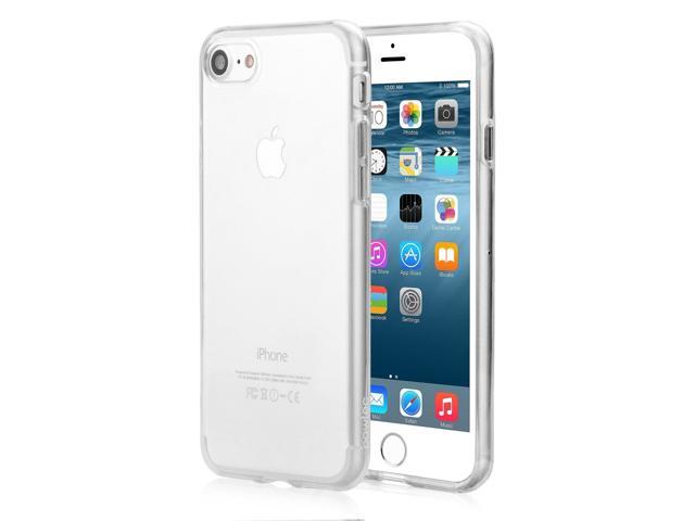 best service 5ca7b f7117 Pawtec Slim Crystal Clear iPhone 8 / 7 Scratch Resistant Smooth Touch  Glossy Protective Case - Newegg.ca