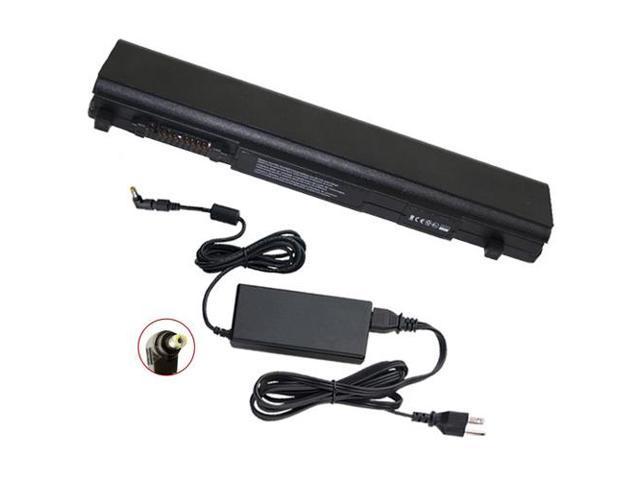 Toshiba Portege R835-P84 Laptop Battery and 65 Watt Adapter