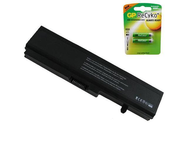 Toshiba Satellite T115-S1100 Laptop Battery by Powerwarehouse
