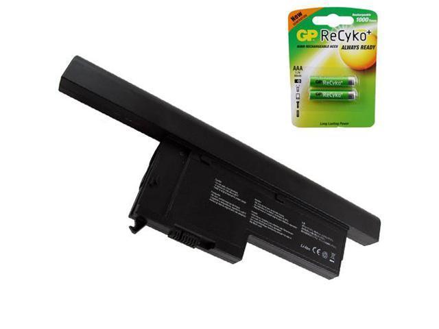Lenovo IBM Thinkpad X61S-7669 Laptop Battery by Powerwarehouse - Premium  Powerwarehouse Battery 8 Cell - Newegg com