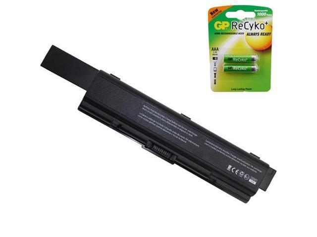 Toshiba Satellite Pro L300-299 Laptop Battery by Powerwarehouse - Premium  Powerwarehouse Battery 12 Cell - Newegg com