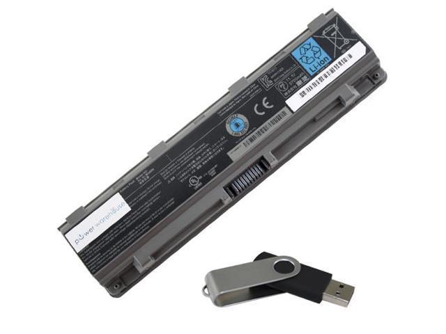 Toshiba Satellite P855-S5102 Laptop Battery - Premium Powerwarehouse  Battery 6 Cell - Newegg com