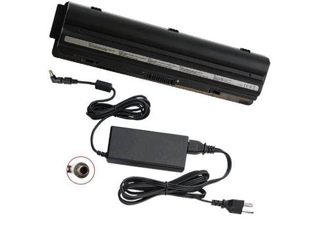 Dell XPS 17 L702X Laptop Battery And 90 Watt Adapter